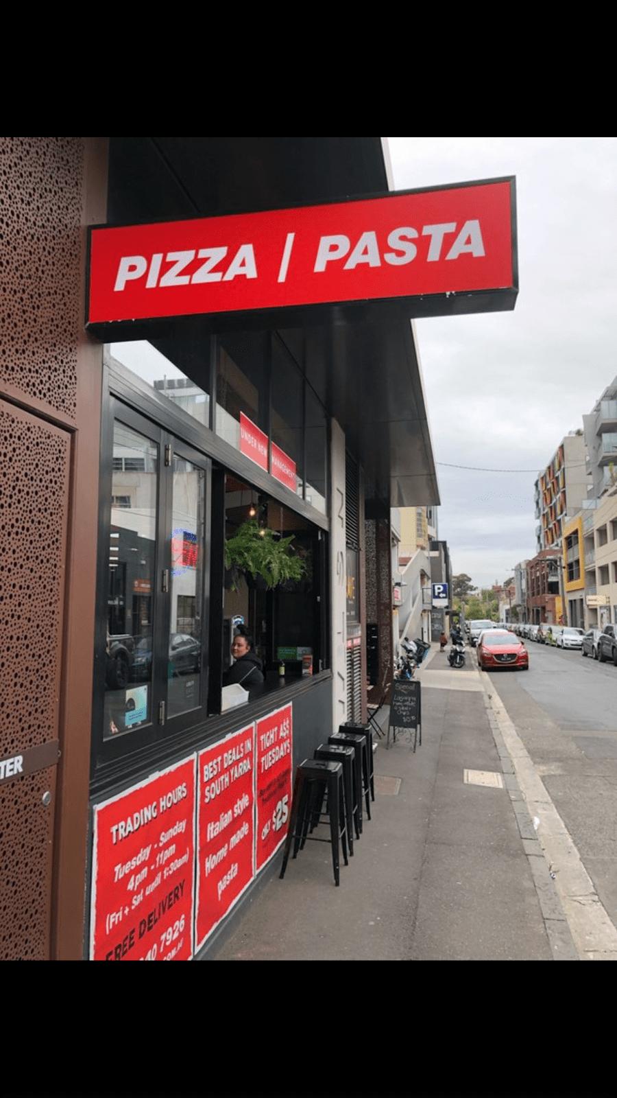 Crave Pizza Pasta