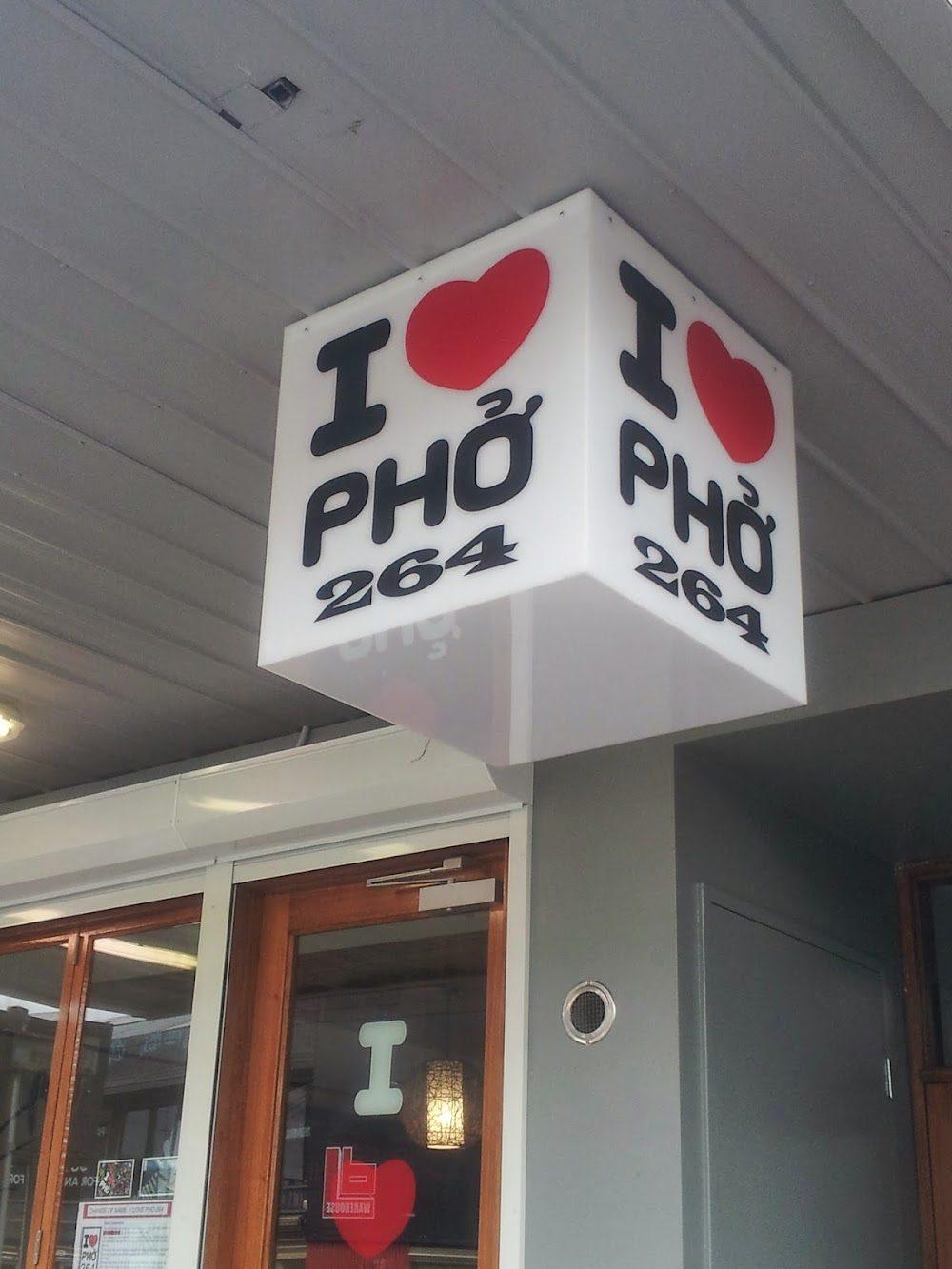 I Love Pho