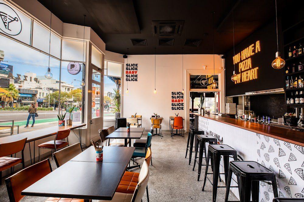 PB's Pizza Bar