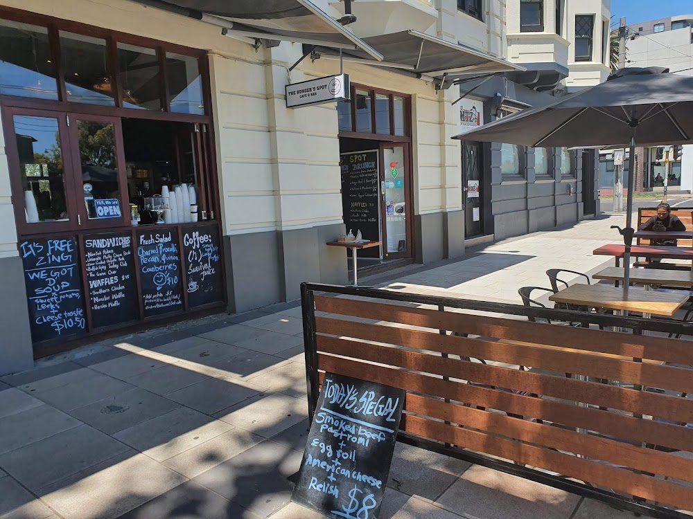 The Hunger's Spot Cafe & Bar
