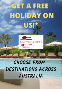 My Food Order Holiday Offer